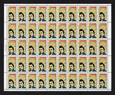 Canada Stamps -Full Pane of 50 (2) -1971, Louis Joseph Papineau #539 -MNH