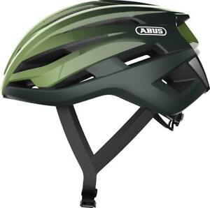 Abus StormChaser Helmet in Green