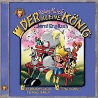 DER KLEINE KÖNIG LERNT ENGLISCH (TEIL 15) CD NEUWARE
