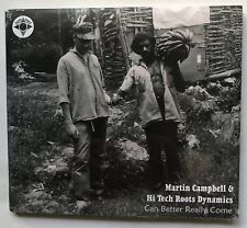 Martin Campbell & Hi Tech Roots Dynamics 'Can Better Really Come' CD Reggae NEW