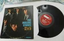 LP, The Rolling Stones, 12 x 5, London LL 2502, 1964 1st PRESS 1A/2A, VG to VG+