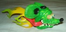"""2003 Ed """"Big Daddy"""" Roth Rat Fink Car Radio Antenna Topper For Hot Rods Exc WOT"""