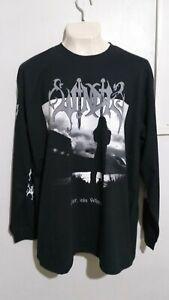 Windir valfar ein long sleeve T shirt black metal ulver enslaved LAST PIECE