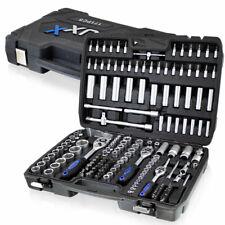 BITUXX® Ratschenschlüssel Werkzeugkoffer 171tlg Ratschenkasten Stecknusskasten