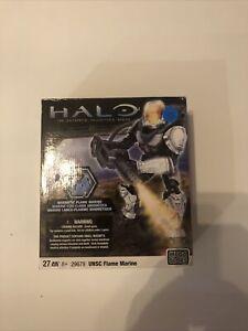 Mega Bloks Halo Unsc Flame Marine 29679