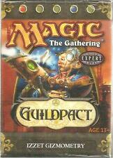 MTG Guildpact Theme Deck Izzet Gizmometry  NIB Magic the Gathering
