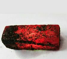 236 Ct Natural Beautiful Earth Mined African Pink Ruby Rough Gemstone