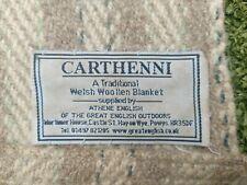 More details for welsh wool tapestry blanket