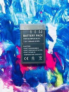 BLS-5 50 PS-BLS5 Battery for Olympus OM-D OMD E-M10 II EM10 Mark II 2