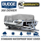 300 Denier Waterproof Pontoon Cover   Fits Pontoons   3 Sizes Available