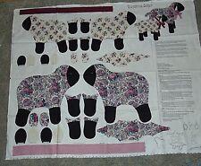 Victorian Sheep VIP Cranston Fabric Panel