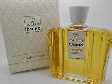 Caron French Can Can 8 oz Eau de Toilette EDT Vintage RARE!