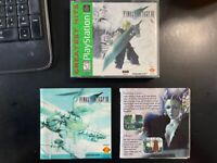 PS1 Final Fantasy 7 VII Greatest Hits (PlayStation 1) Complete w/ Manual 🔥🚐