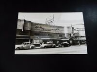 Tom Brenemans Hollywood California CA Real Photo Rppc Cars Restaurant Bar Diner