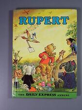 R&L Vintage Book: Rupert Annual (1973)  Printed 1972