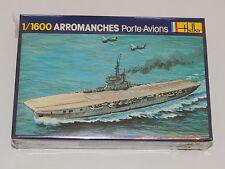 Heller 1/1600 Arromanches Port-Avions SEALED Model Kit R8962