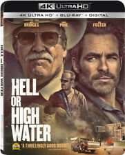 Hell Or High Water [New 4K UHD Blu-ray] With Blu-Ray, 4K Mastering, Ac-3/Dolby