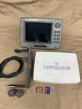 Lowrance Lcx-25C Bundle-Head, Cover, Bracket, Knobs, Power Wire, Lakemaster