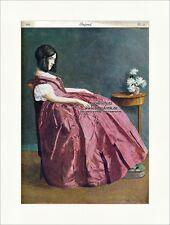 Titelseite der Nummer 15 von 1910 Ferdinand Schmutzer Fräulein Vase Jugend 3742