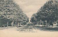 EAST ORANGE NJ – Central Avenue – udb (pre 1908)