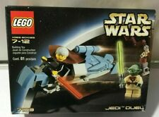 LEGO Star Wars Jedi Duel 7103 - Yoda & Count Dooku Factory Sealed Box NEW