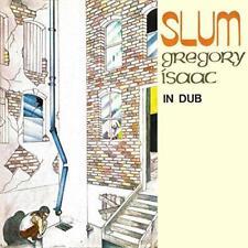 Gregory Isaacs - Slum In Dub (NEW CD)