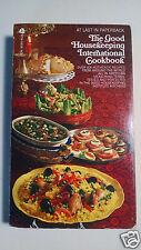 The good housekeeping international cookbook paperback vintage Dorothy Marsh