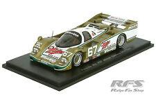 Porsche 962-wollek/Bell/Andretti - 24h Daytona 1989 - 1:43 spark 43da89
