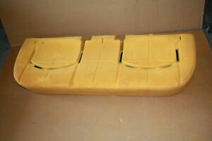 GM OEM Buick REGAL 2002-2004, CENTURY 2003-2005 ReaR Seat Cushion Pad 88898767