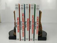 Lot Of 5 Great Illustrated Classics Hardcover Books by Baronet Books