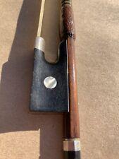 Fine German violin bow