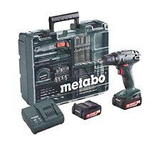 Metabo BS 14 4 Tournevis de Batterie atelier mobile À 2x2 0ah