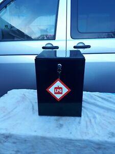 Vw t4 t5  vivaio Gas safe locker for campervan boat  day van lift off door new