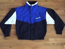 VINTAGE Swingster FullZip ALPINE Jacket Wind Breaker Blue Sz Medium M USA MADE