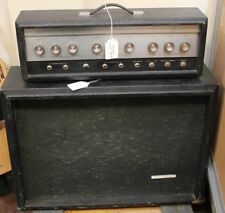 Sears Silvertone 1484 Twin Twelve 60 watt 2x12 Piggyback Guitar Amp