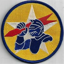 USAF 42ND FLYING TRAINING SQ  PATCH-THE NO TAB VERSION-SOME HOOK AND LOOP  COLOR