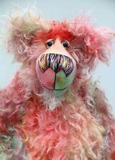 Garfunkel by Barbara-Ann Bears - English artist mohair teddy bear - Ooak
