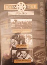 Dvd Joyas Del Cine Familiar 3 Peliculas Clasicas