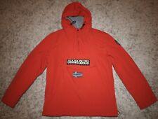 Napapijri RAINFOREST WINTER Jacket in Red - Large [4069] **NEW**