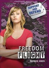 Freedom Flight by Patrick Jones (2015, Hardcover)