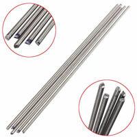 Titanium Ti Grade 5 Gr.5 GR5 Metal Rod Diameter 5mm Length 25cm 10 inches 5Pcs