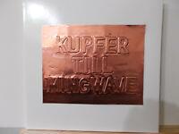 """The Haters - Kupfer till mingwave 2LP + 7"""" Set, lim. 50, Merzbow,TNB,C.C.C.C."""