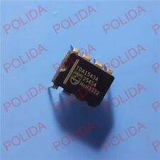 10PCS D/A Converter IC PHILIPS DIP-8 TDA1543A 100% Genuine and New