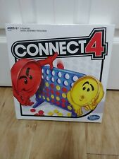 Hasbro Connect 4 Four Classic Family Fun Fast Easy Paced Board Game Kids