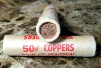Canada 1974 OBW Original Bank Wrapped Roll!!