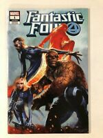 Fantastic Four #1 (Marvel 2018) Gabriele Dell'Otto Variant