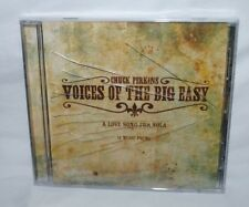 Chuck Perkins, Voices of the Big Easy, Love Song for NOLA, CD, SEALED