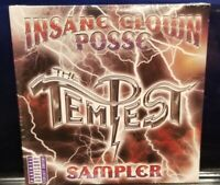 Insane Clown Posse - The Tempest Sampler CD SEALED twiztid axe murder boyz icp