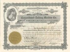 Consolidated Talking Machine Co.