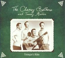 """""""Finnegan's Wake"""" by The CLANCY BROTHERS / TOMMY MAKEM brand new CD 28 songs"""